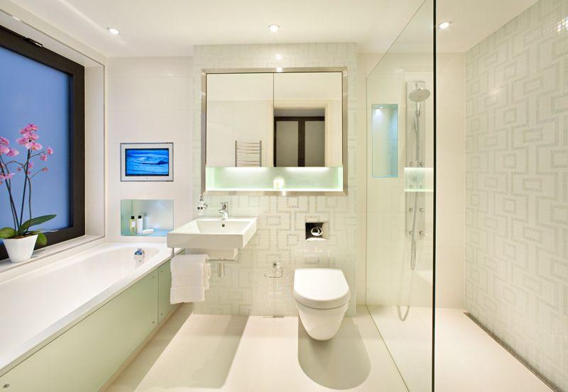 Lack Farbe Für Kleine Badezimmer Ohne Fenster #Badezimmer - farbe fürs badezimmer