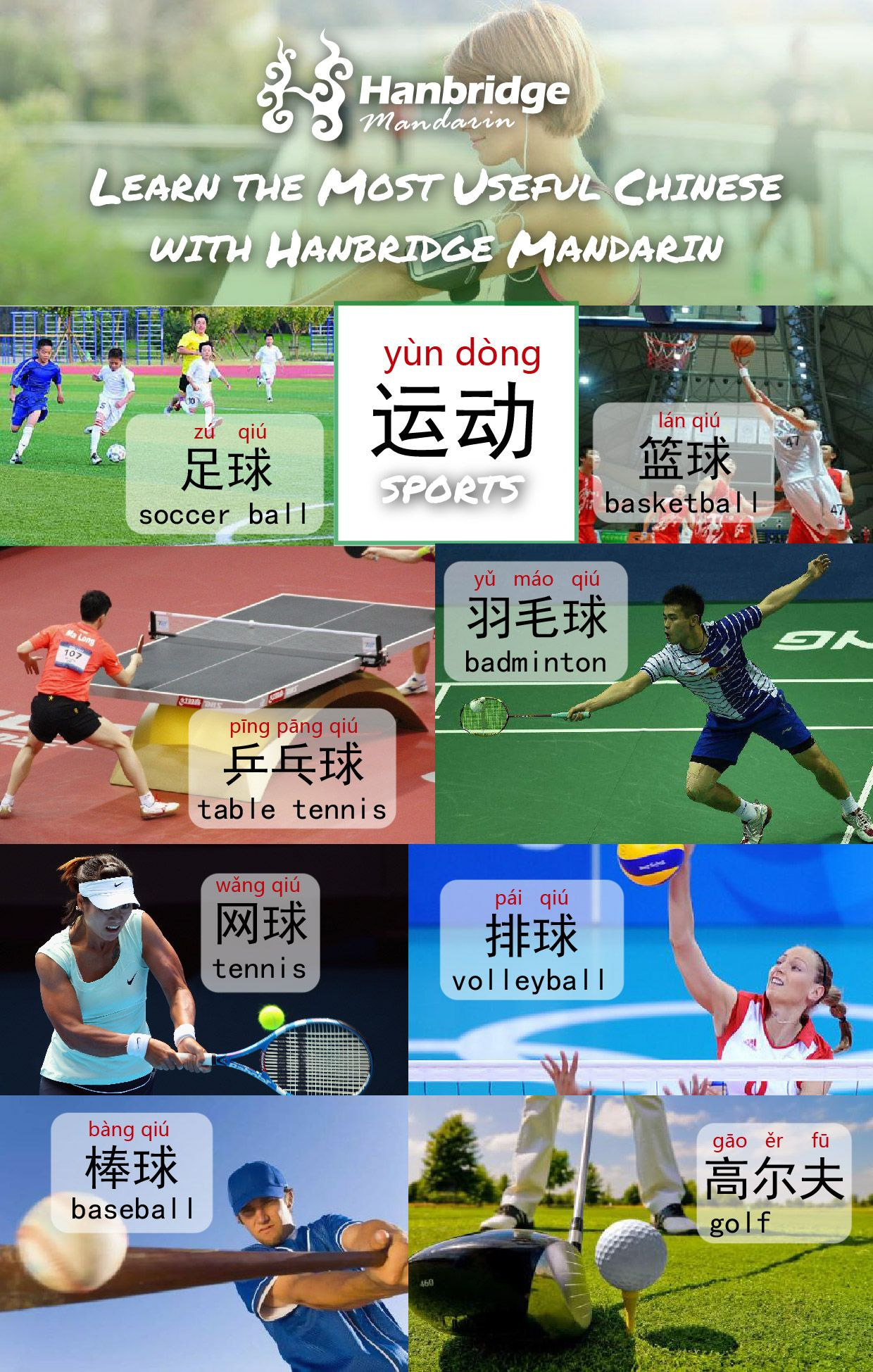 Sports And Games In English Vocabulary Of Sports English Educacao