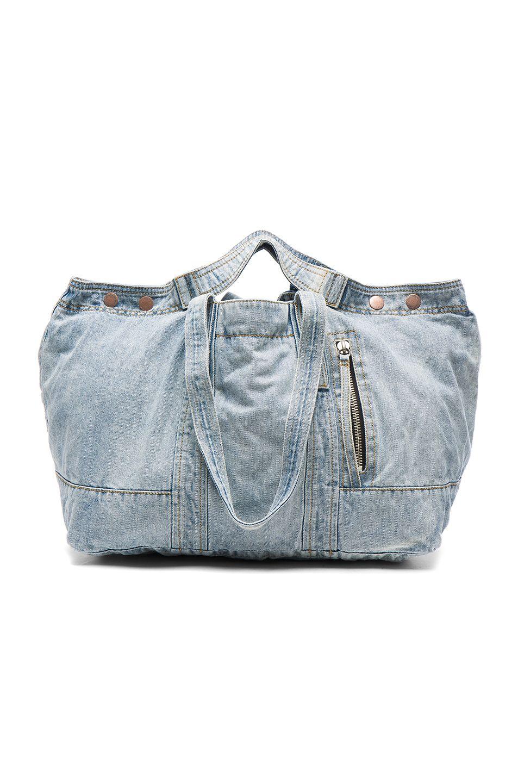 aafd3b12a73d 3.1 PHILLIP LIM Field Tote.  3.1philliplim  bags  hand bags  denim  tote   lining