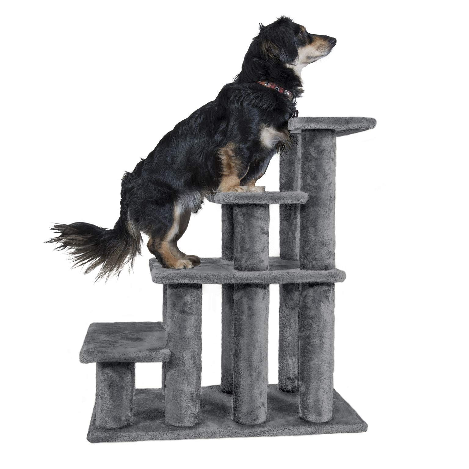 Furhaven Pet Stairs Steady Paws Easy MultiStep