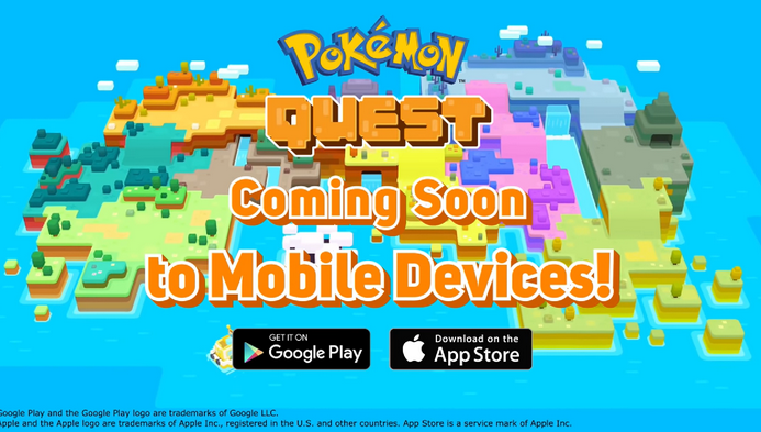 Pokemon Quest Coming to iOS & Android This Week Pokemon