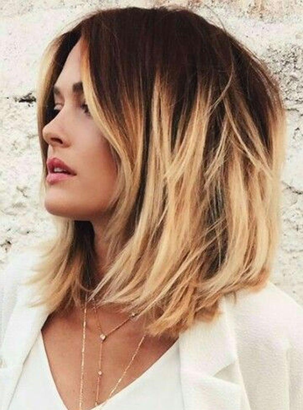 Kurze Ombre Frisuren Fur Kurze Haare Inspirierende Ombre Kurze Frisuren Trend Haarfarben Kurzhaarschnitt F Really Short Hair Thick Hair Styles Short Ombre Hair