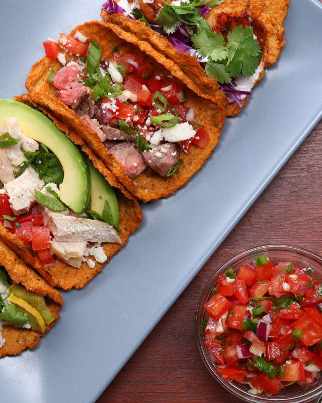 Get Healthy With These Cauliflower Tortilla Tacos ...