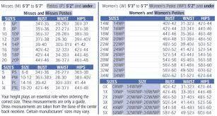 Gloria vanderbilt size chart gloria vanderbilt size chart women s