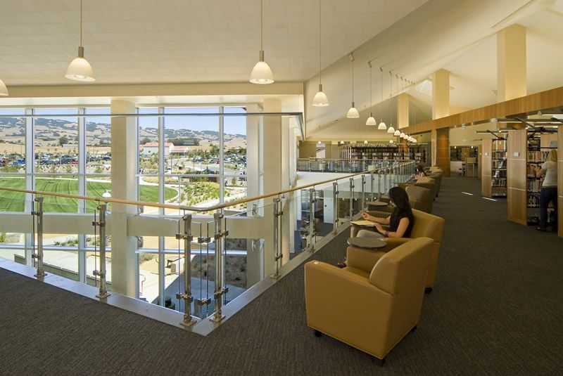 Srjc Library College Junior Library Learning Environments