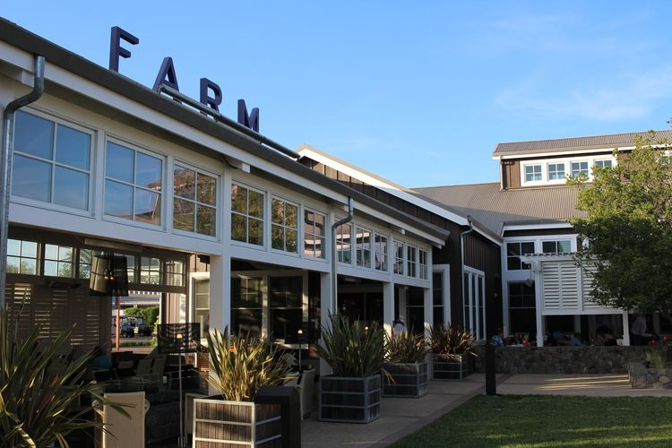 Farm Restaurant at Carneros Inn Review (With images