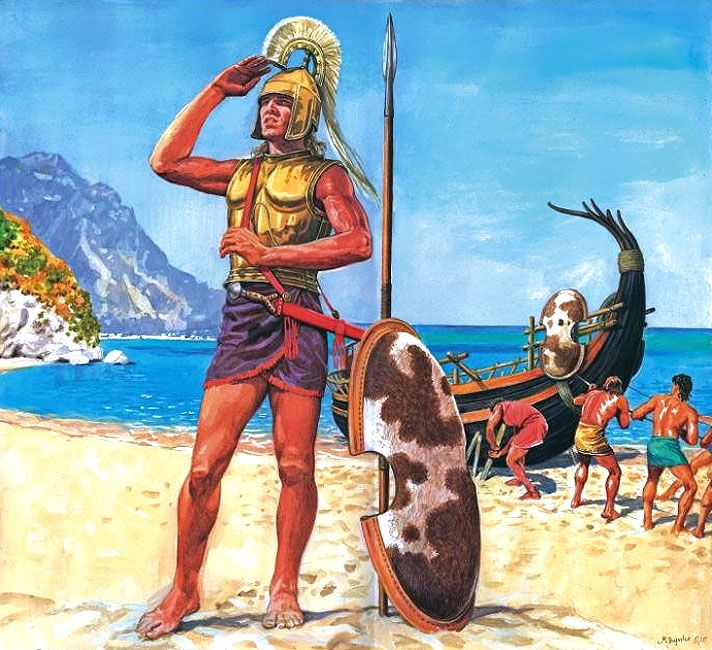 the minoans and mycenaeans essay