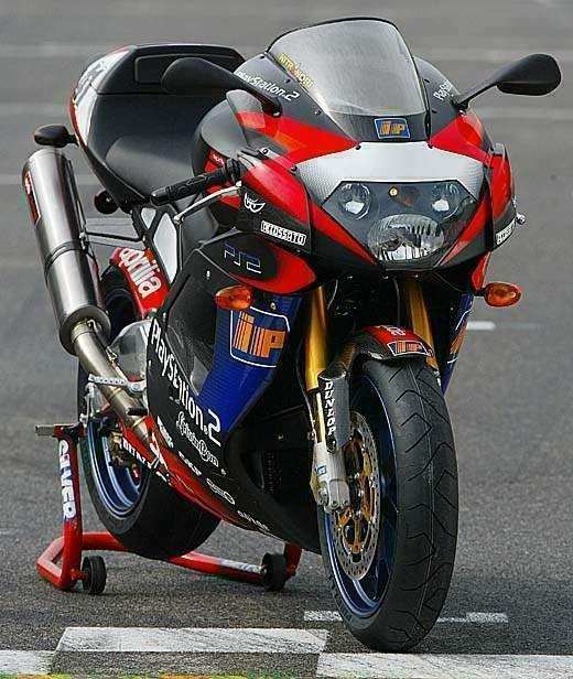 RSV 1000 Mille R Haga, 2001