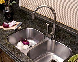 #SS55 3318 Lovello Sink