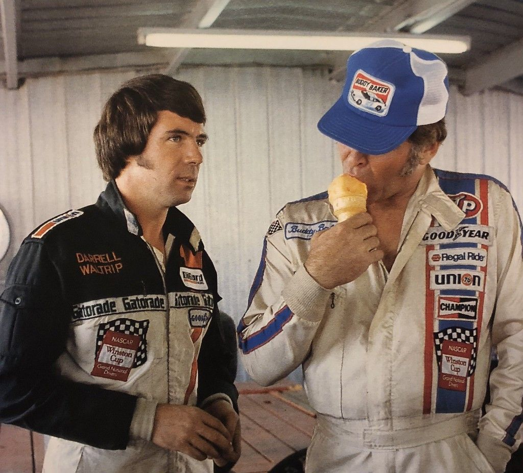 DW and Buddy Baker...two of the greats. When men were men