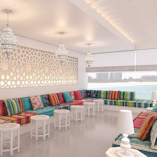 Best 25 moroccan restaurant ideas on pinterest hermosa for Acheter decoration maison