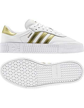 adidas Originals Sneaker SAMBAROSE W EE4681 Weiß Gold