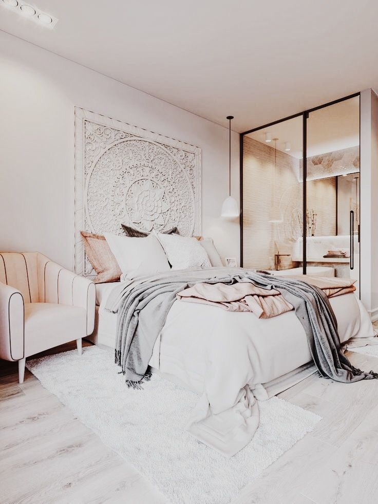Habitacion de mat y mia decoracion habitaci n moderna for Dormitorio principal m6 deco
