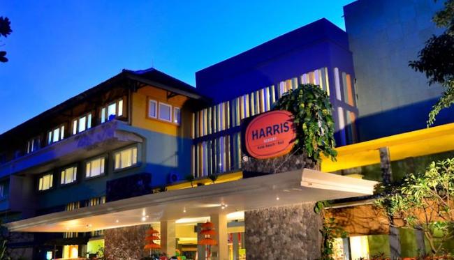 Harga Hotel Harris Kuta Murah Bintang 4 Di Bali