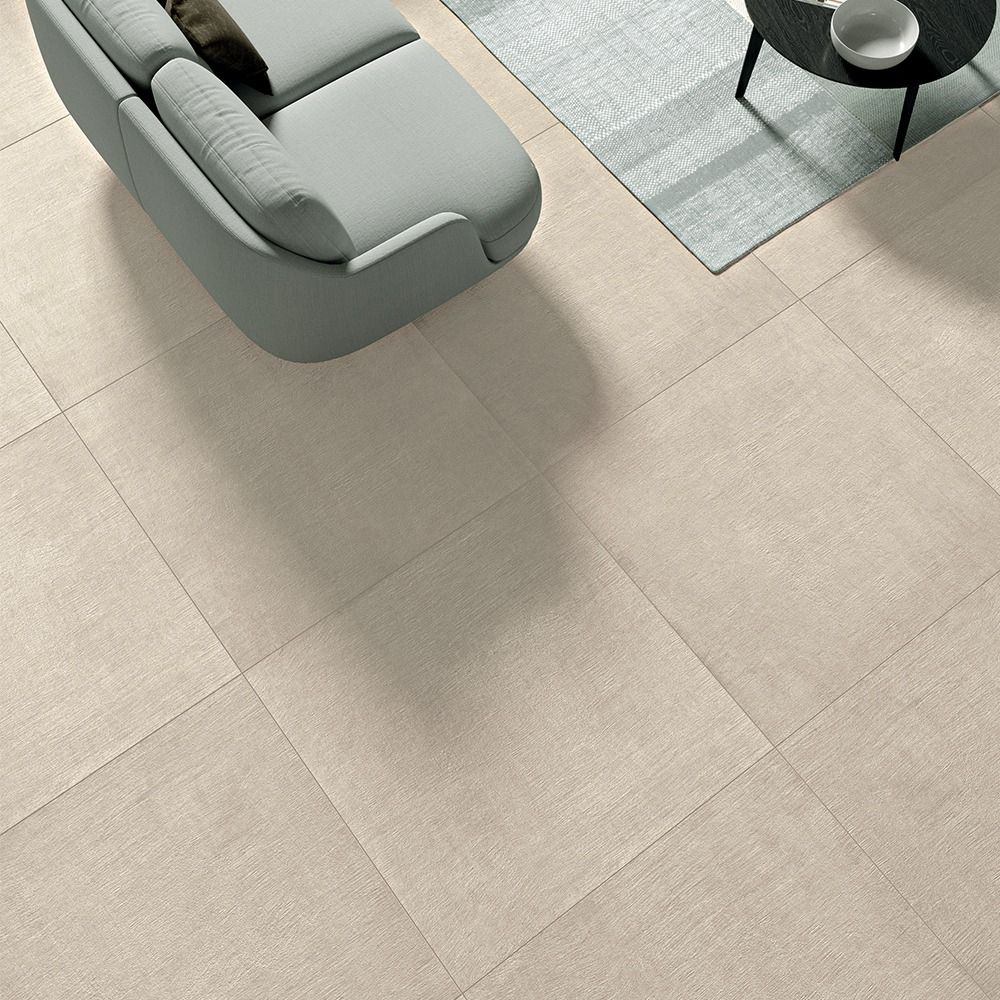 Carrelage Effet Beton Texture 60x60 Avorio Rectifie Collection