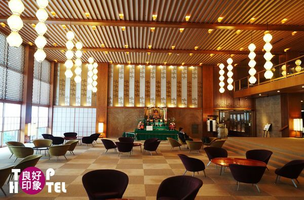 日本和風匠藝的五星級飯店-ホテルオークラ東京大倉飯店Hotel ...