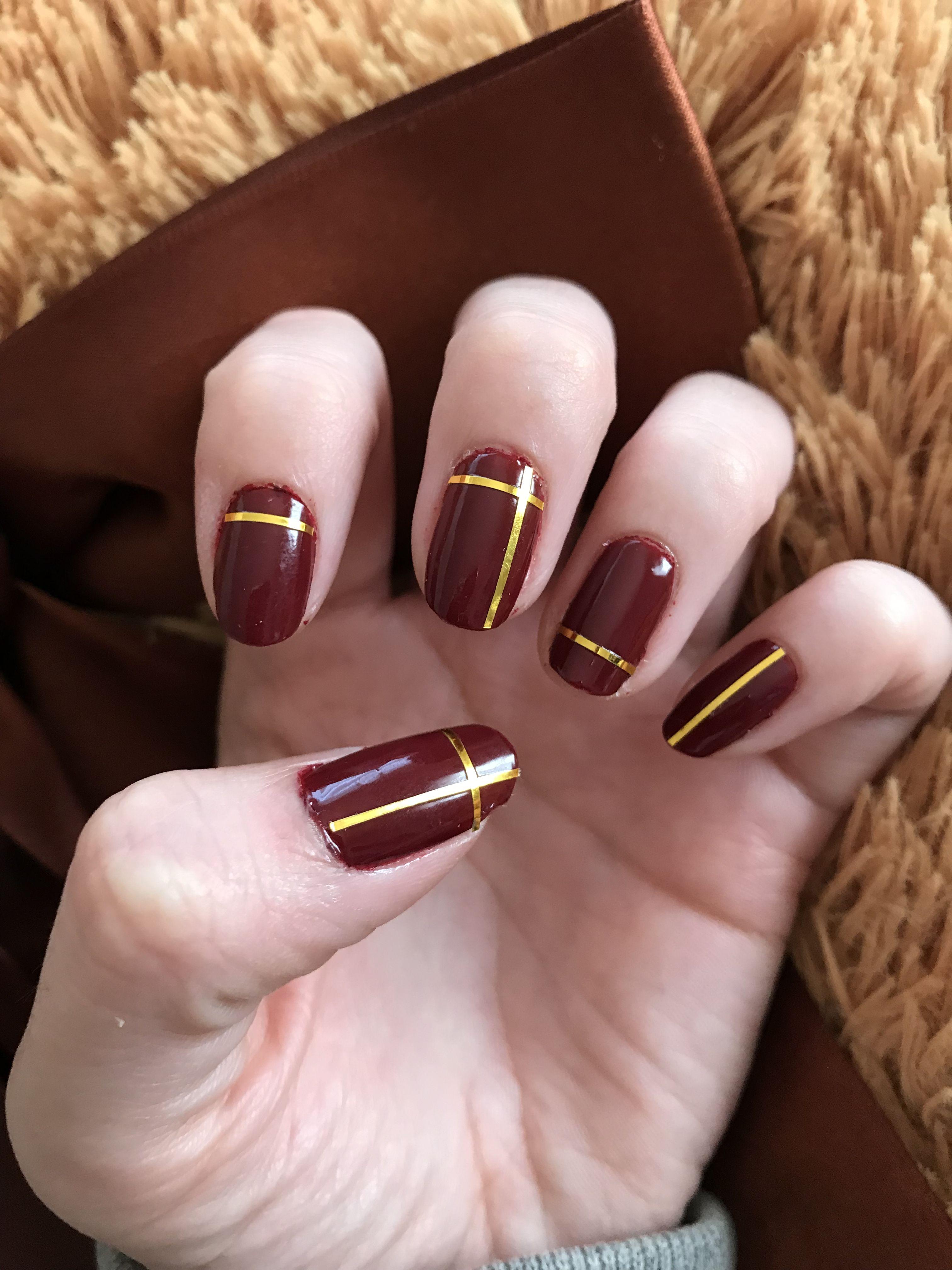 Christmas gift nails #nails #nailart #Christmasnails | Wow nails ...