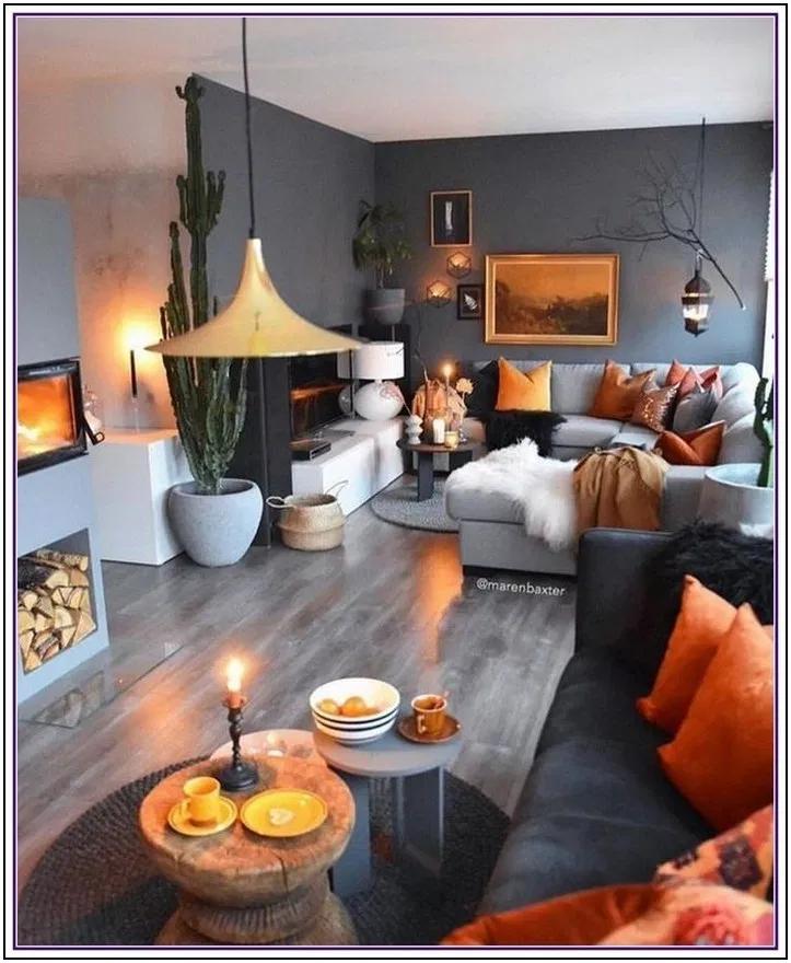 122 Unusual Living Room Design Ideas You Must Try 65 Homydepot Com Living Room Color Schemes Interior Design Living Room House Interior #unusual #living #room #furniture