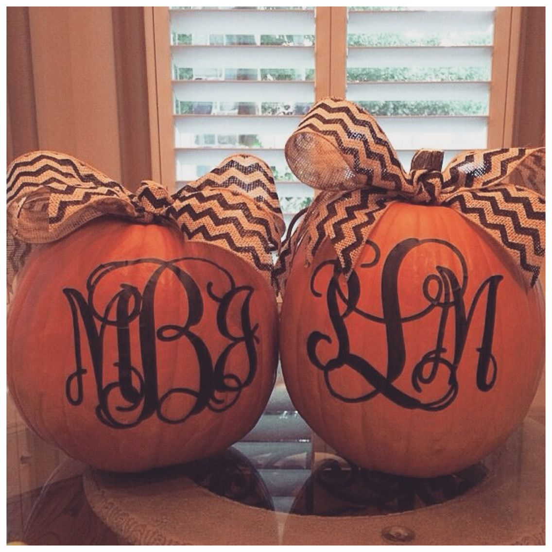 can get these at Hobby Lobby also monogram LOVE Pinterest - Hobby Lobby Halloween Decorations