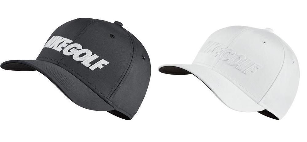 279768631ec8a Nike Adult Unisex Classic99 Novelty Golf Cap Gray or White OSFA 832690-021  100  Nike  GolfCap