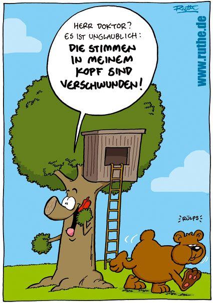 Ralph ruthe comics cartoons und clips ha ha ruthe - Baum comic bilder ...