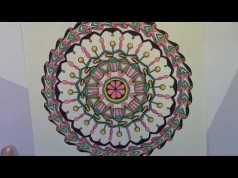5 Methods for Patterned Mandalas