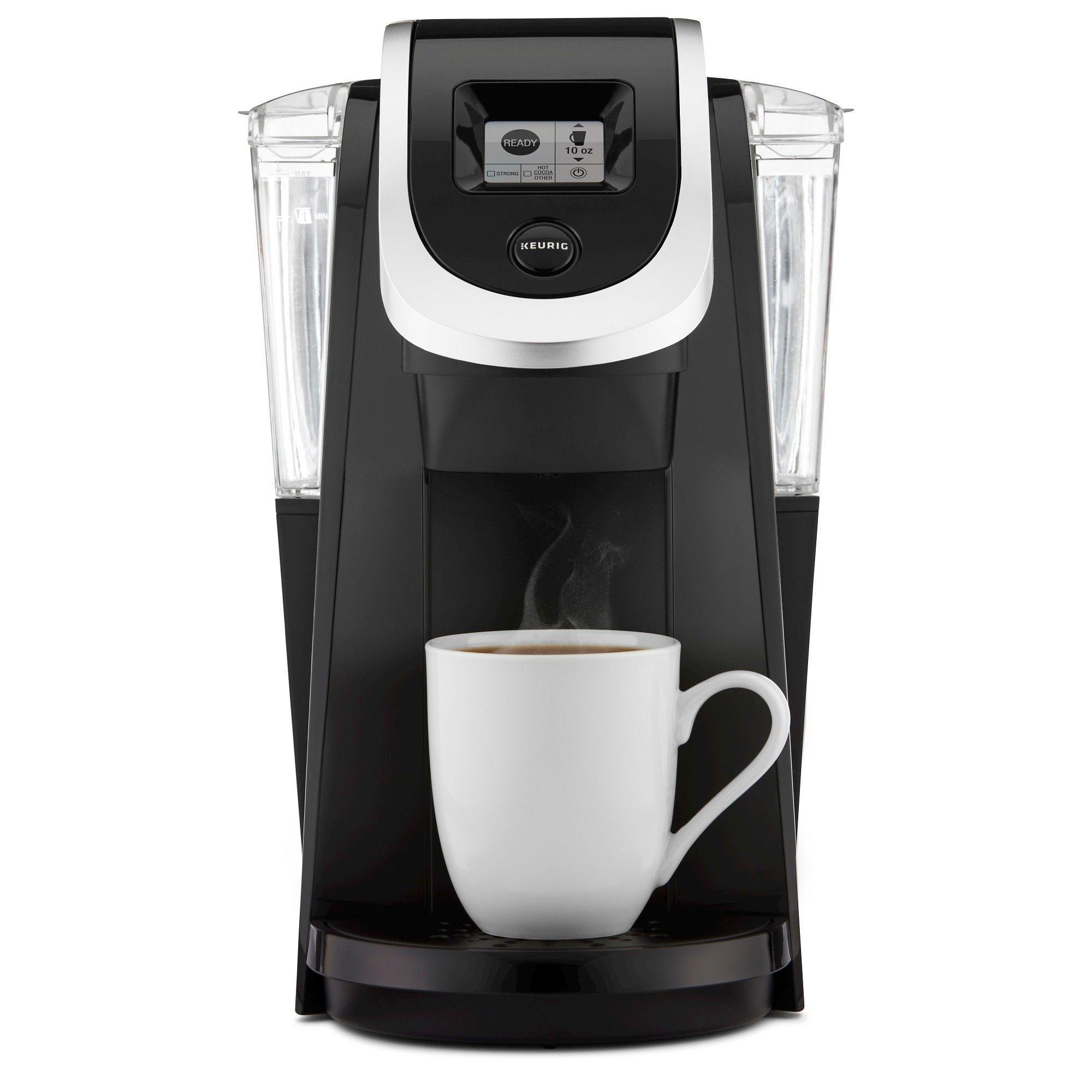 Keurig K200 Coffee Maker Black Products Coffee Pod Coffee