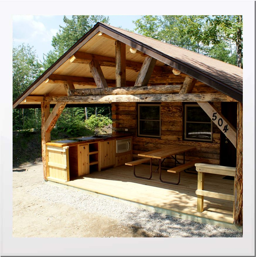 Facilities « Moose Hillock Camping, White Mountains New