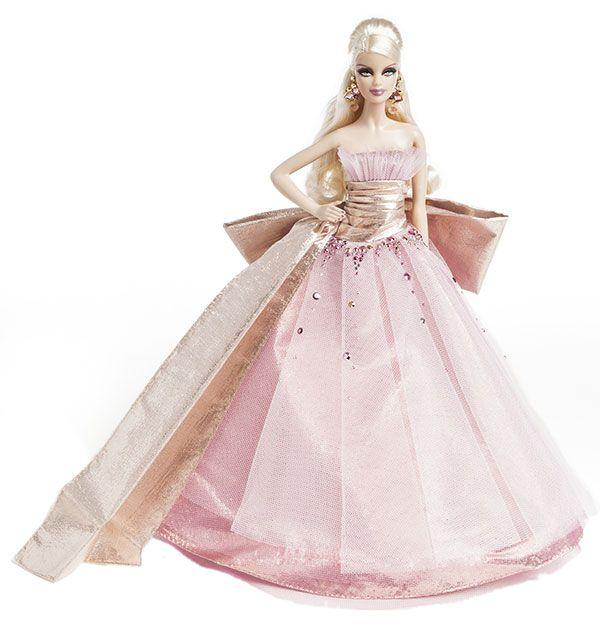 Barbie Joyeux Noel 25ans de Barbie Collector Joyeux Noël – rétrospective | Barbie