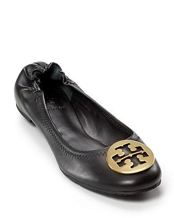 3694983721c5 tory burch reva ballet flats ...every girl should own a pair  3 ...