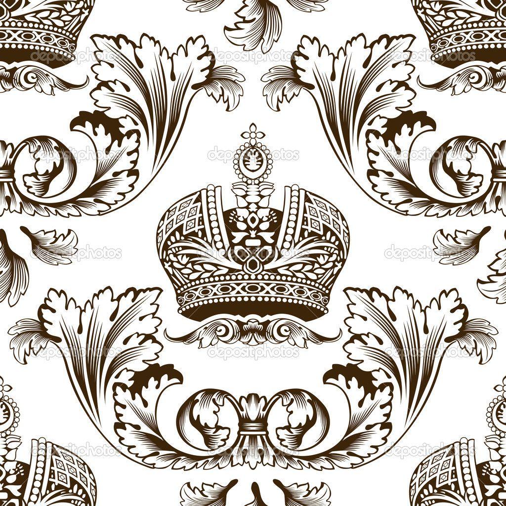 barock ornamente vector inspiration pinterest barock. Black Bedroom Furniture Sets. Home Design Ideas
