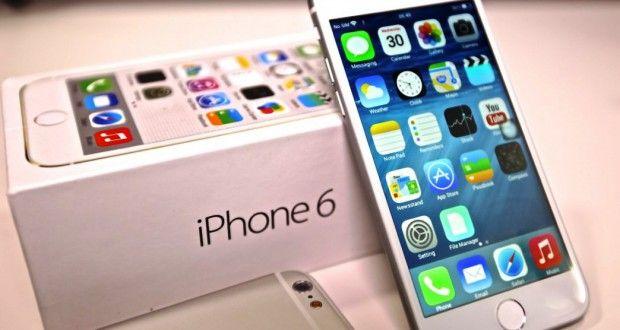 iPhone 6, Daftar Harga iPhone 6 Dan iPhone 6 Plus Pada Apple