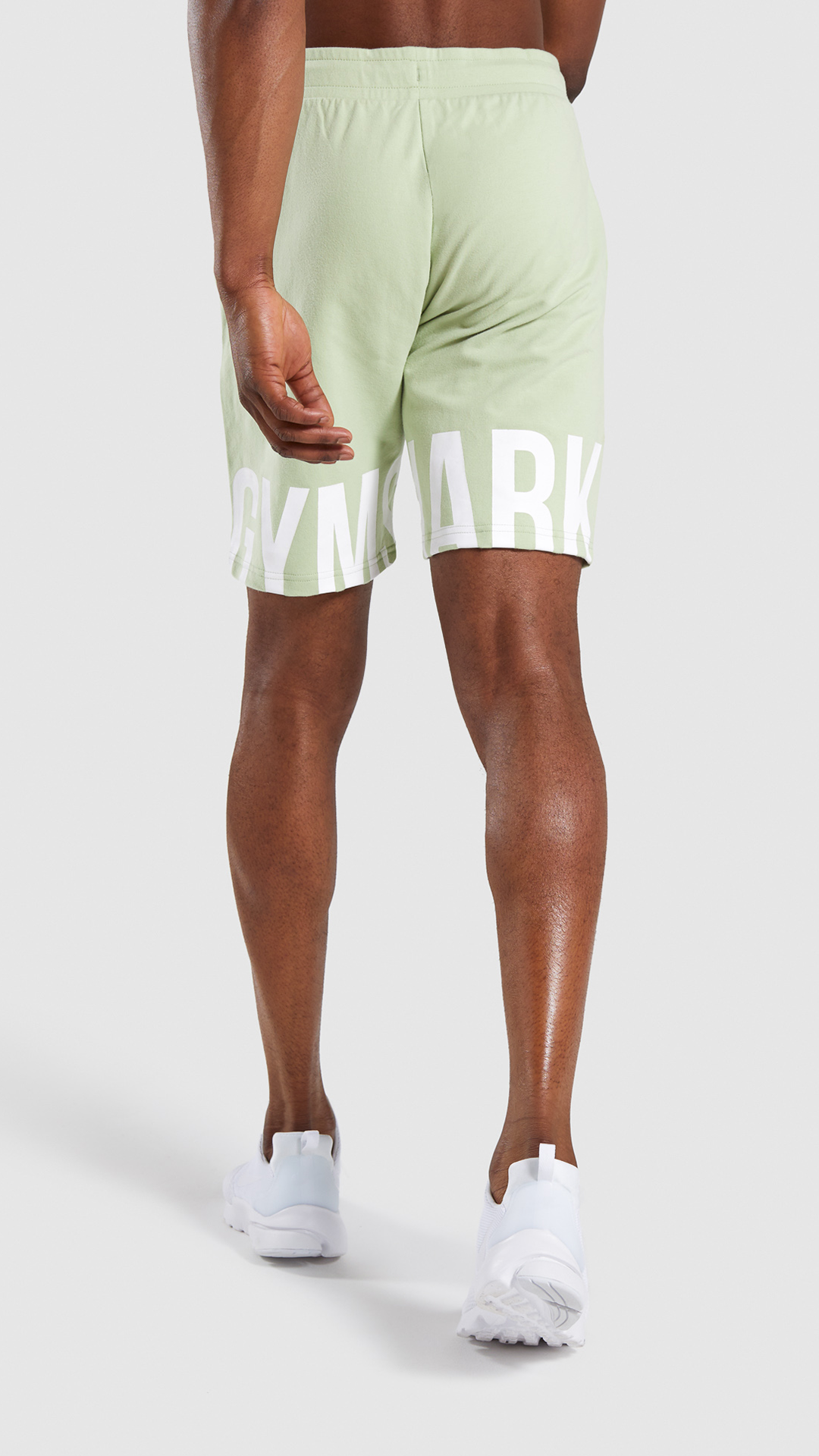4e0b5110b8df4 The Bold Shorts, Chalk Green. #Gymshark #Gym #Sweat #Train #Perform  #Seamless #Exercise #Strength #Strong #Power #Fitness #OutfitInspiration  #Menswear ...