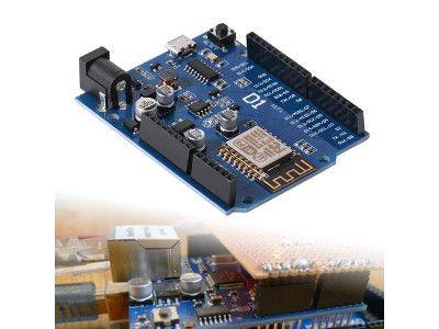 A description of XCSOURCE Advanced WeMos D1 R1 WiFi ESP8266