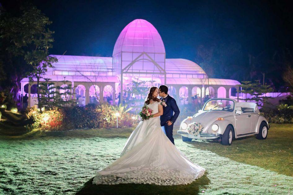 Aquila Crystal Place Tagaytay Wedding Reception Venues Events Place Reception Look