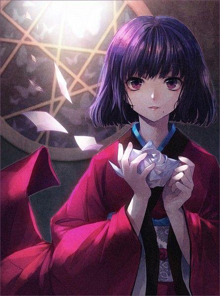 Tags Anime Origami Hunter X Hunter Mole Straight Bangs Kalluto