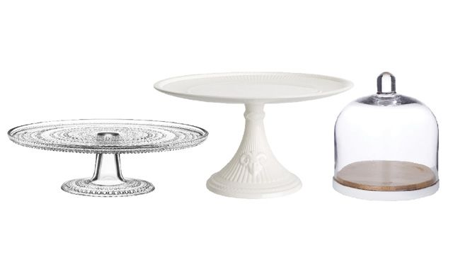 Gift Registry: Home Must-Haves - Cake stand