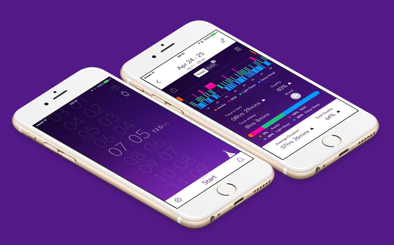 Sleep Cycle Alarm Clock Apple watch apps, Apple watch