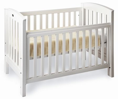 Bertini Rennaisance Cot Toddler Bed Toddler Bed Bed