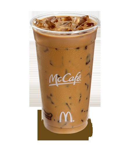 Vanilla Iced Coffee Mcdonalds