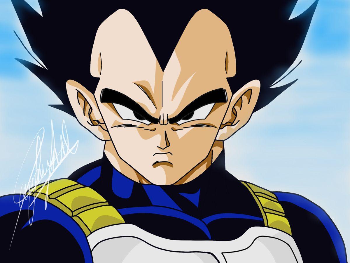 Vegeta Estado Base Dragon Ball Z Dragon Ball Super Dragon Ball