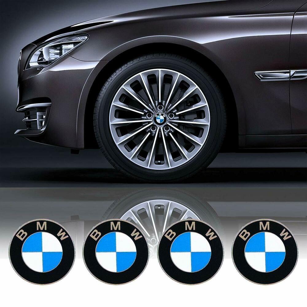 (Advertisement eBay) 4x BMW 1 3 5 6 7 Series Genuine 68mm