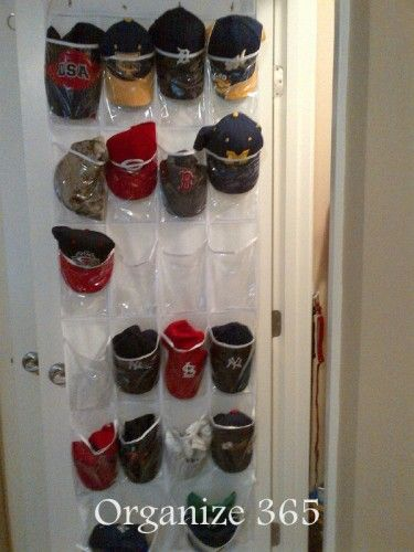 I Love How Sherry Uses This Over The Door Organize To Corral Her Sonu0027s