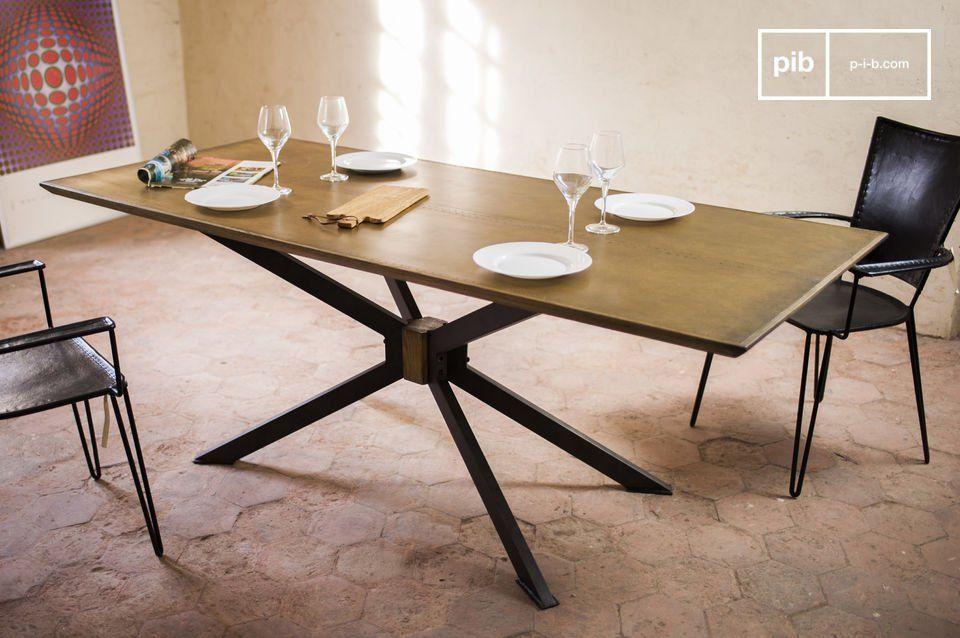 Tavolo Da Pranzo Industriale : Tavolo da pranzo liverpool nel il tavolo da pranzo tavoli