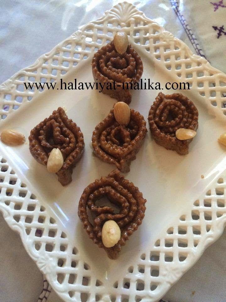 طريقة سهلة لتشبيك الشباكية Arabic Dessert Desserts Food