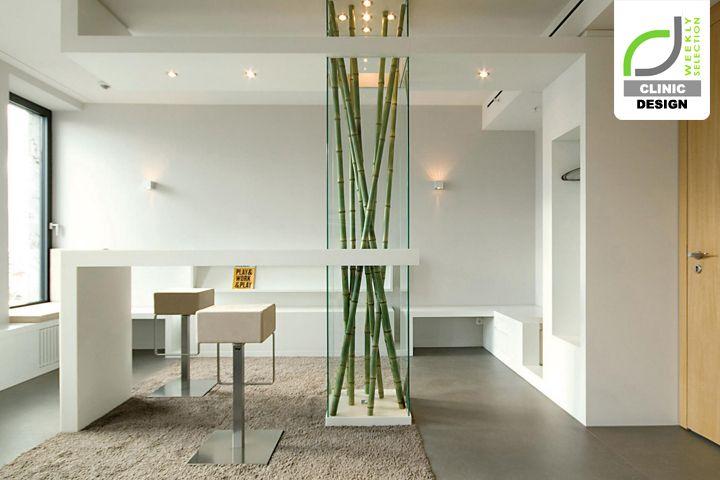 Barra con Bambú: