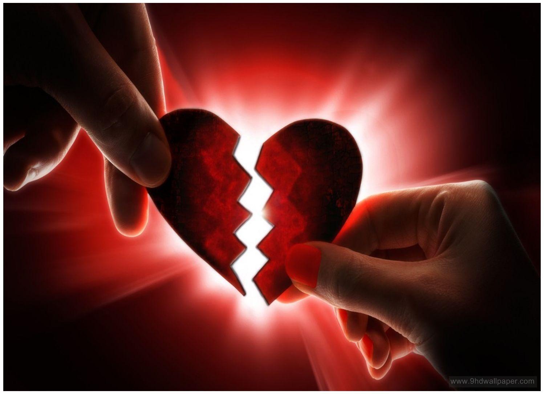 Sad Heart Broken 3d Images Love Wallpapers Hd Download