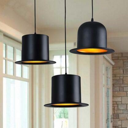 19.49 Watch now Hot sale Hat Pendant Lights aluminum
