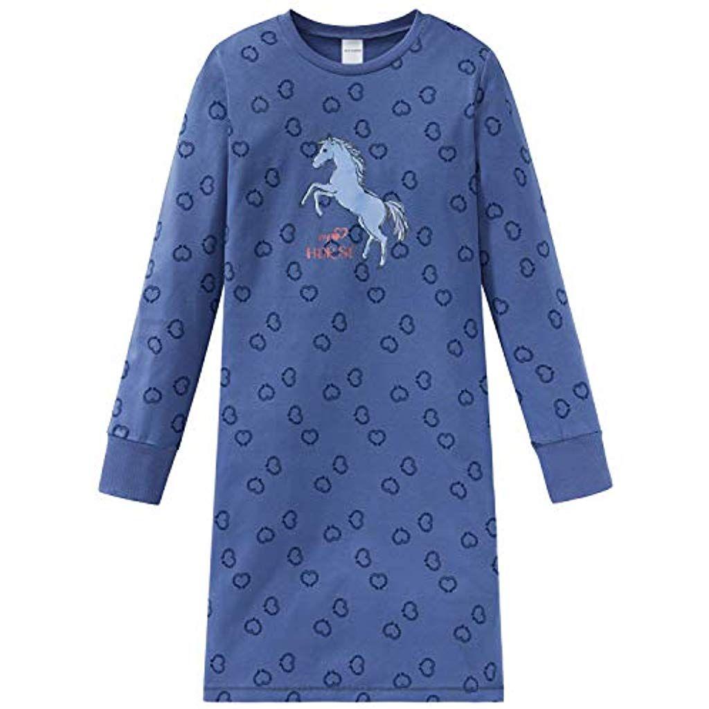 quality design bfdf1 4d75c Schiesser Mädchen Nachthemd #Bekleidung #Mädchen #Bademode ...