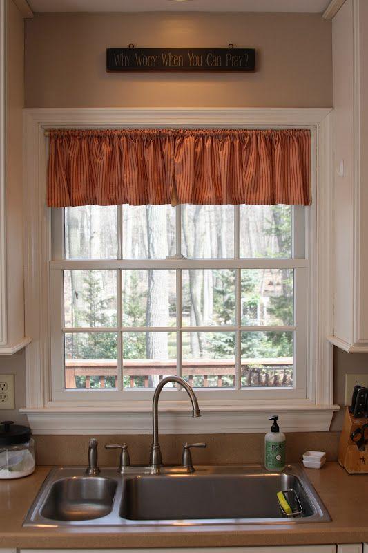 Kitchen Windows Over Sink Kitchen Curtains Over Sink Go Over The